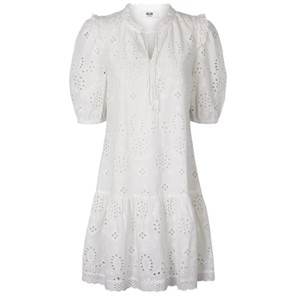 Moliin Otillia Dress in White