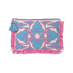 Ashiana Udaipur beaded maxi clutch