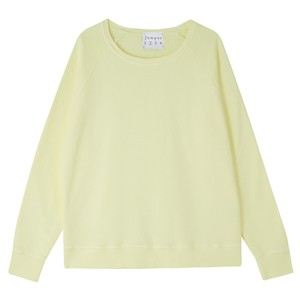 Jumper 1234 Cotton Sweater in Yellow