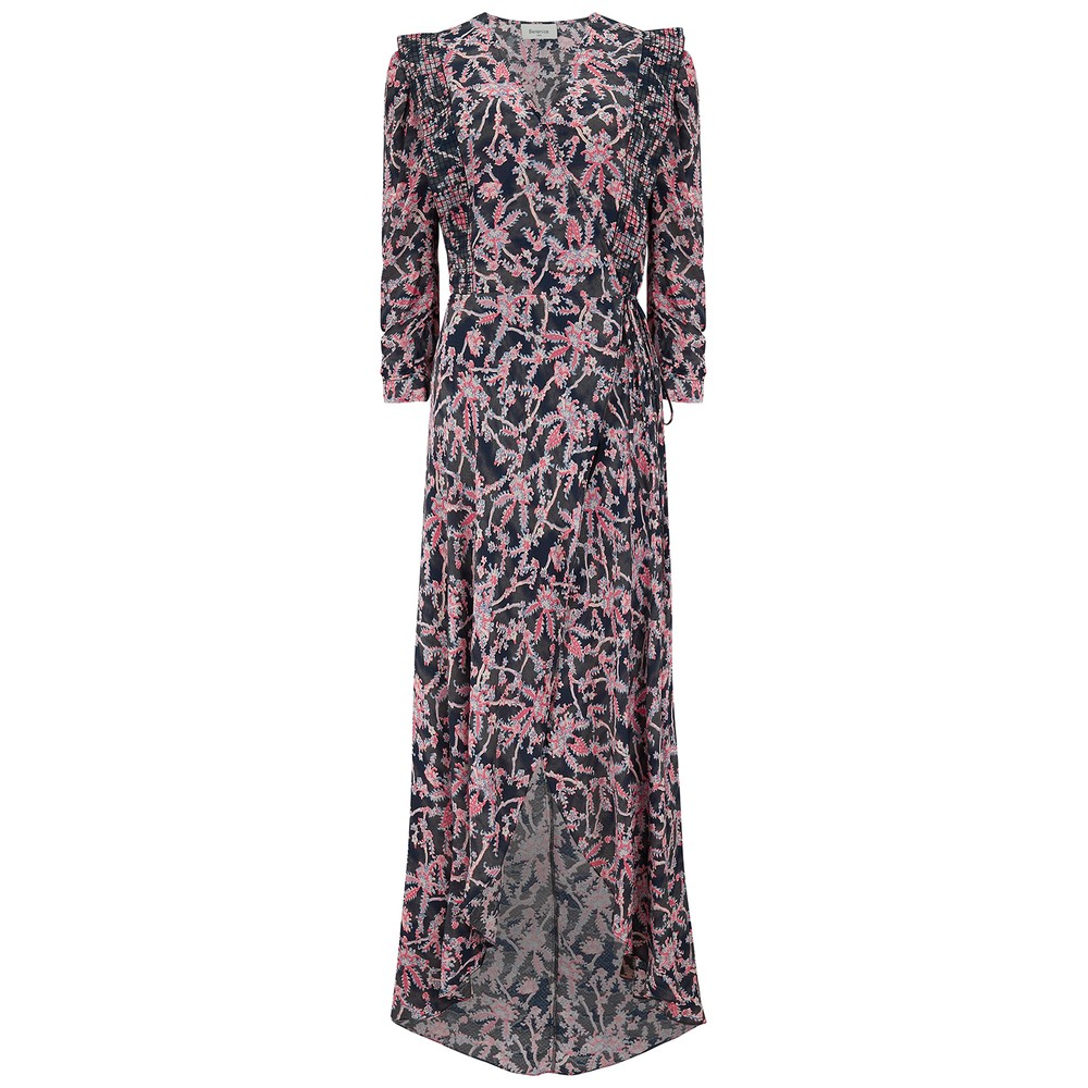 Berenice Roller Dress in Balandra Blue