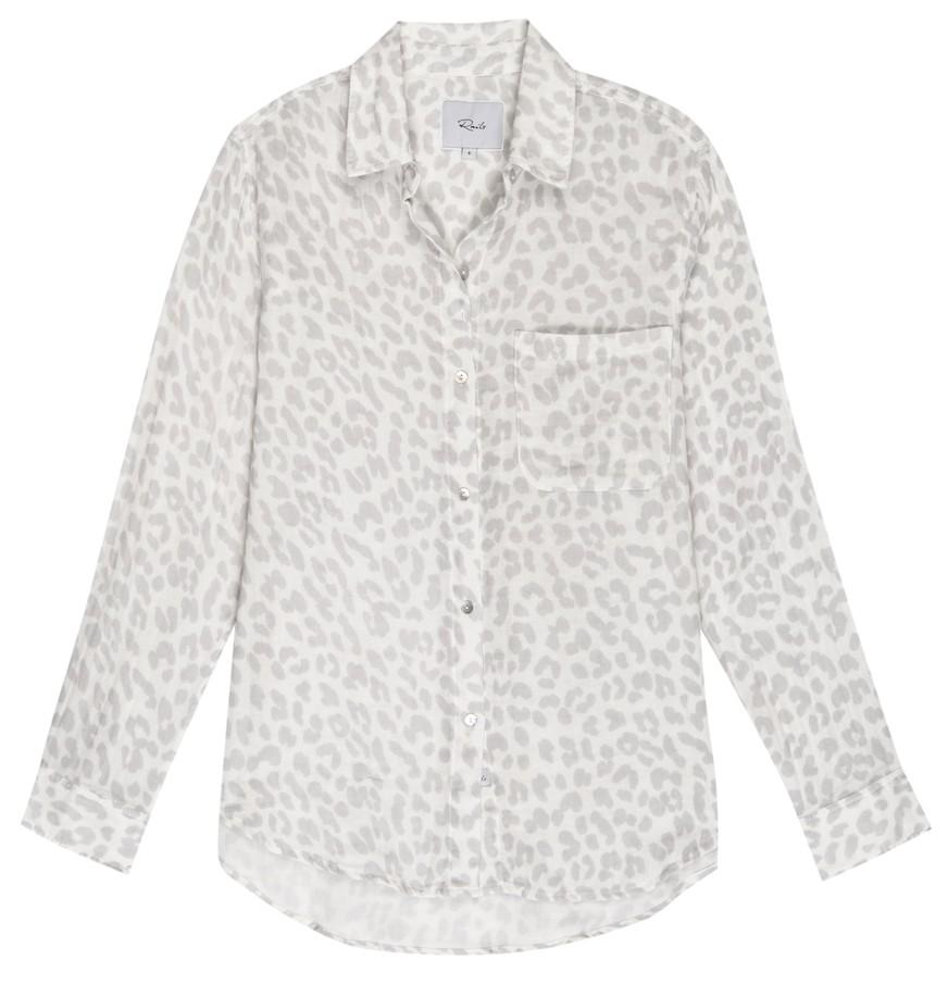 Rails Ellis Jaguar Shirt Grey