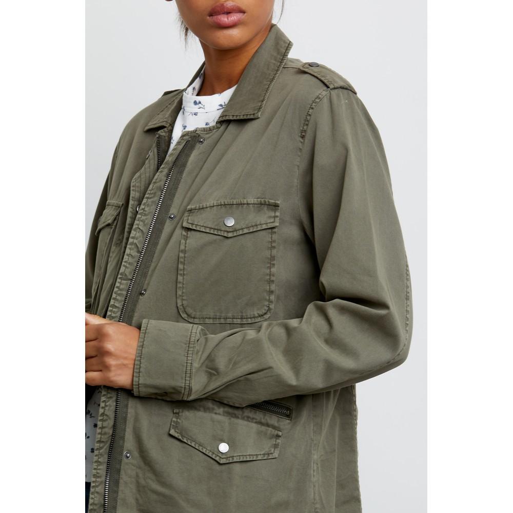Rails Miller Military Jacket KHAKI