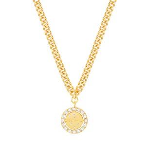 Celeste Starre Halo Of Gratitude Necklace