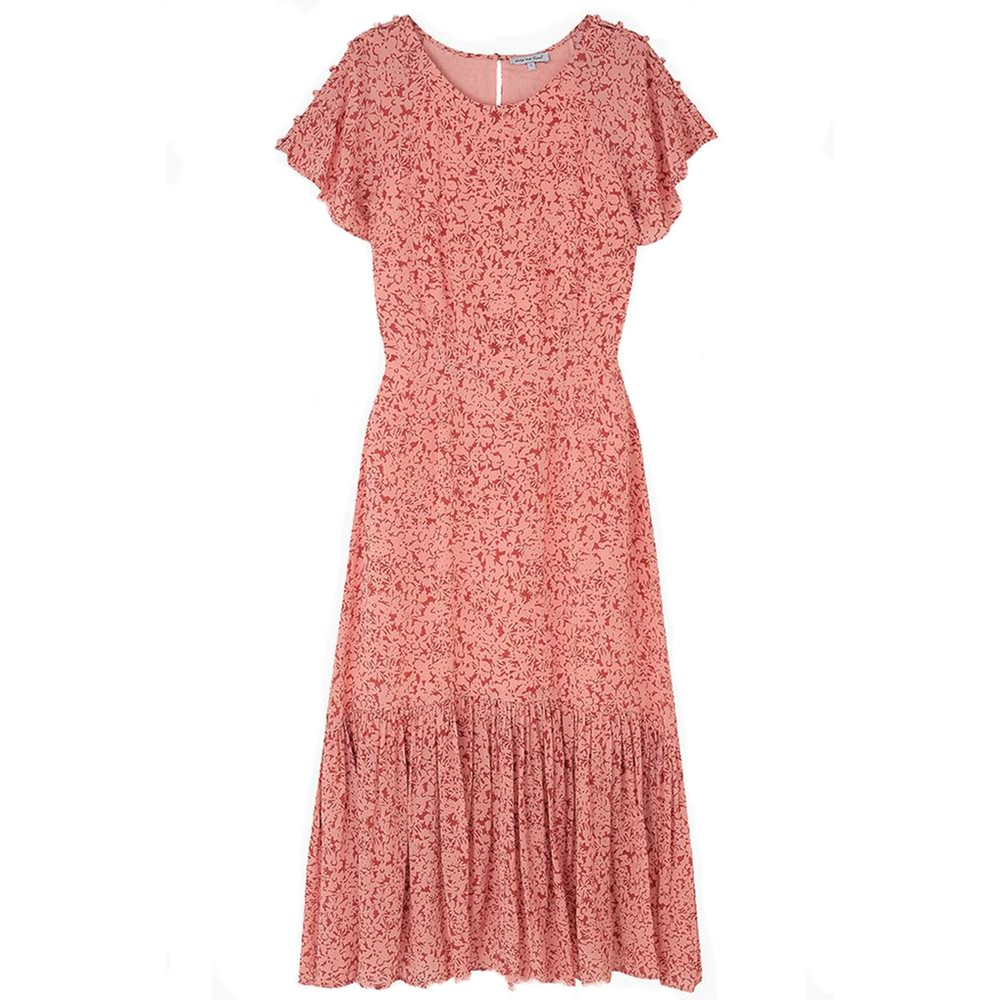 Lily & Lionel Rae Dress in Blush Pink
