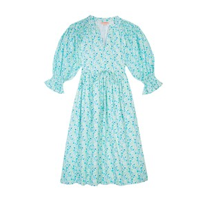 Seraphina The Honeycomb Smocked Dress