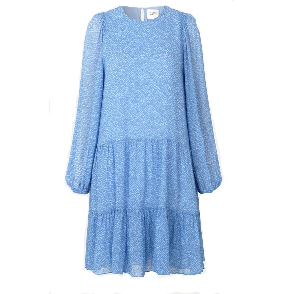 Second Female Manos Dress Blue