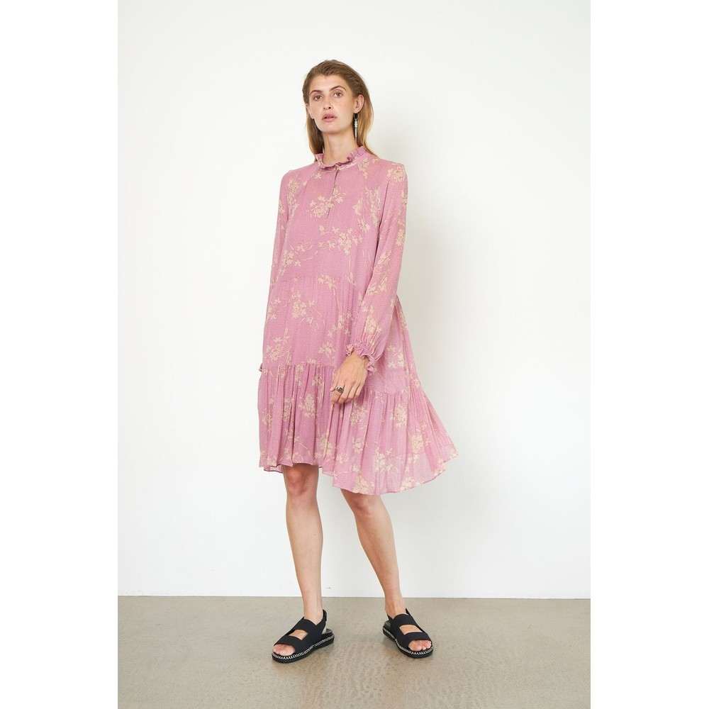 Second Female Mories Dress Pink