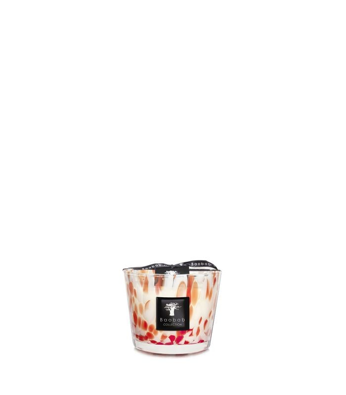 Baobab Collection Coral Pearls Candle Max 10 Coral