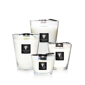 Baobab Collection Madagascar Vanilla Luster Candle Max 10