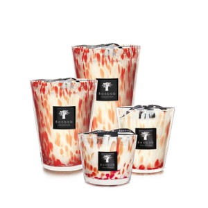 Baobab Collection Coral Pearls Candle Max 10