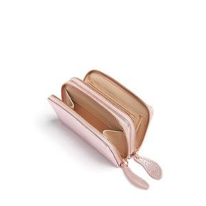 Bell & Fox Ava Mini Purse in Metallic Pink
