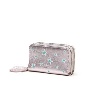 Bell & Fox Ava Mini Purse in Lavender Grey Star