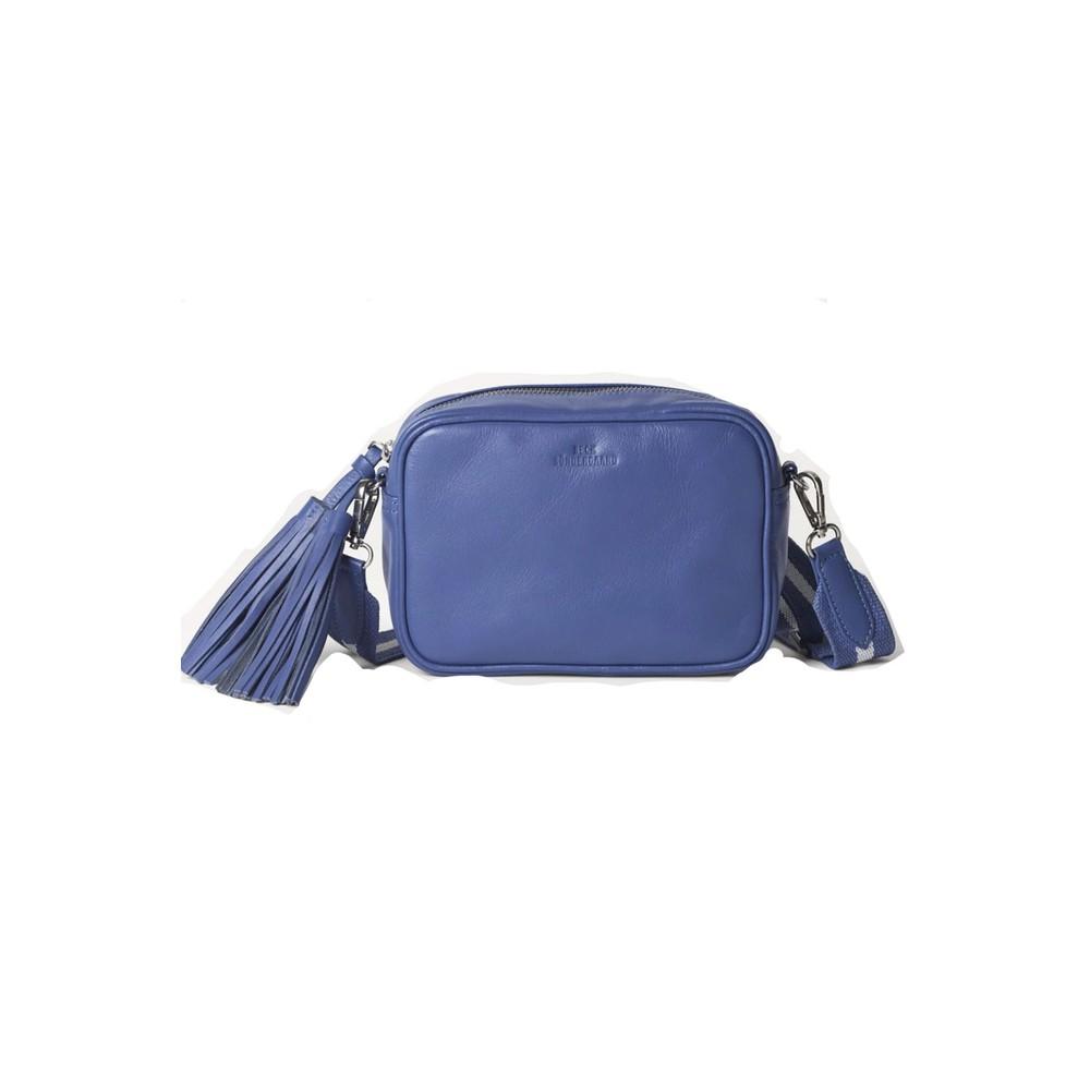 Becksondergaard Lullo Rua Bag in Velvet Morning Blue