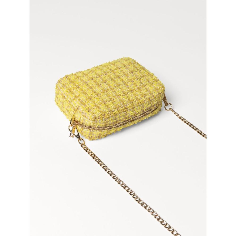 Becksondergaard Flufsy Pica Bag in Yellow Yellow