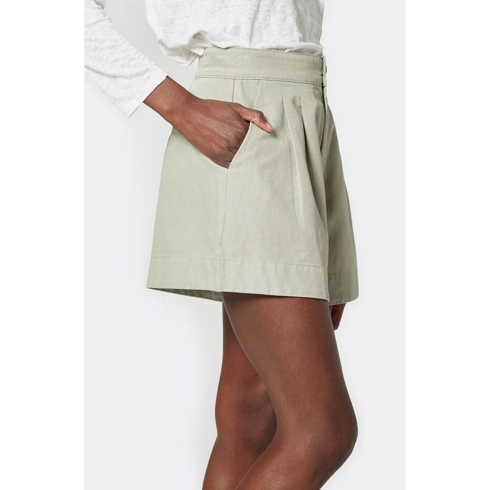 Joie Mardi Shorts in Cactus Green