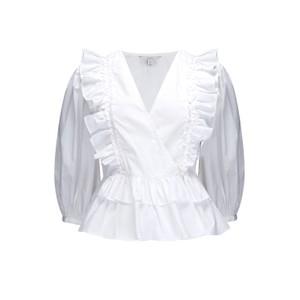 Joie Nellis Clean White Blouse