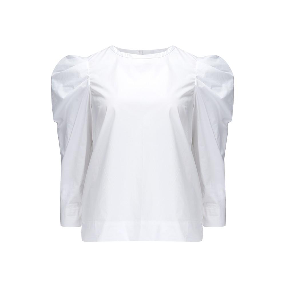 Joie Rene in Clean White White