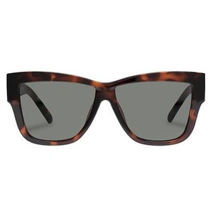 Le Specs Total Eclipse Sunglasses in Tort