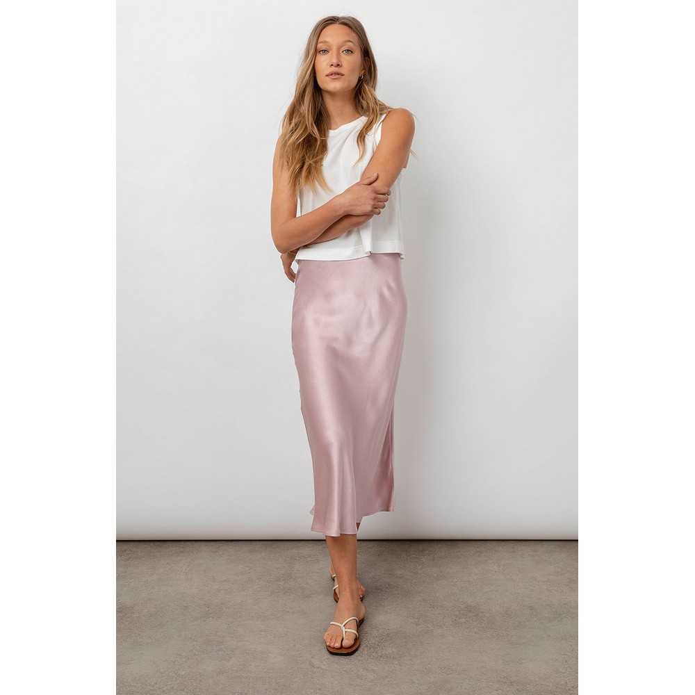 Rails Anya Skirt in Lilac Pale Pink