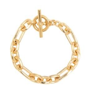 Tilly Sveaas Small Gold Watch Chain Bracelet