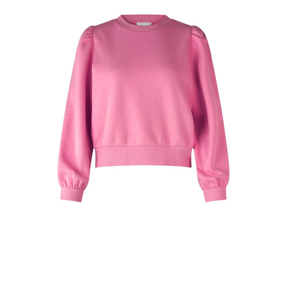 Second Female Carmella Sweater in Hot Pink Pink