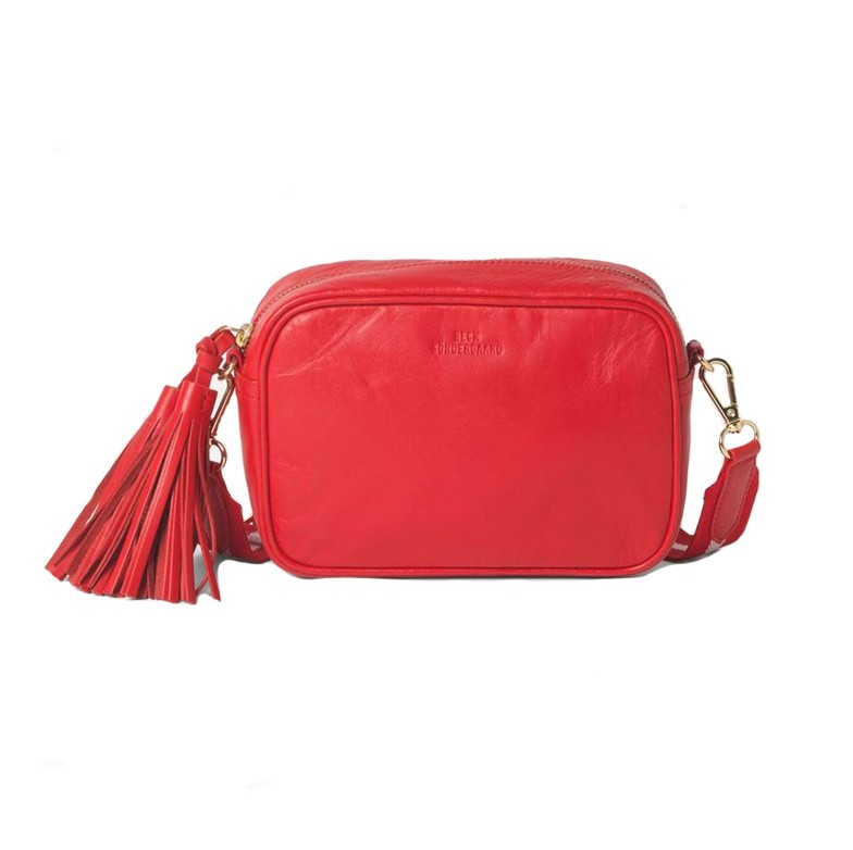 Becksondergaard Lullo Rua Bag in Fiery Red Red