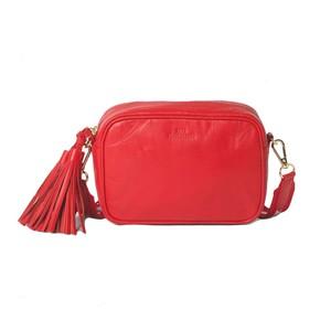 Becksondergaard Lullo Rua Bag in Fiery Red