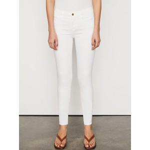 Frame Denim Le Color Jeans in White