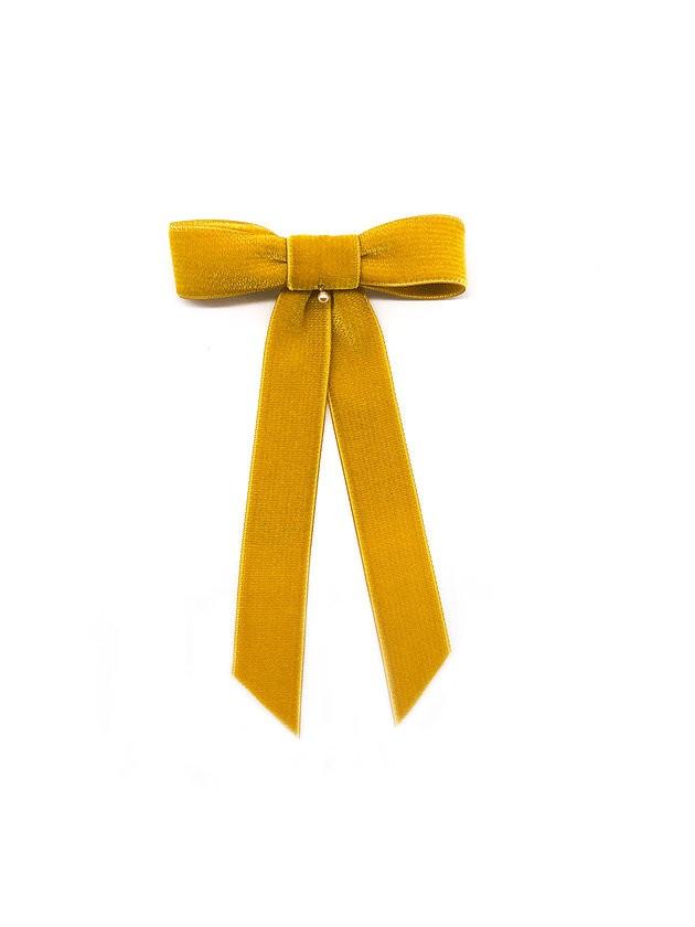 Camilla King Marie in Mustard Yellow