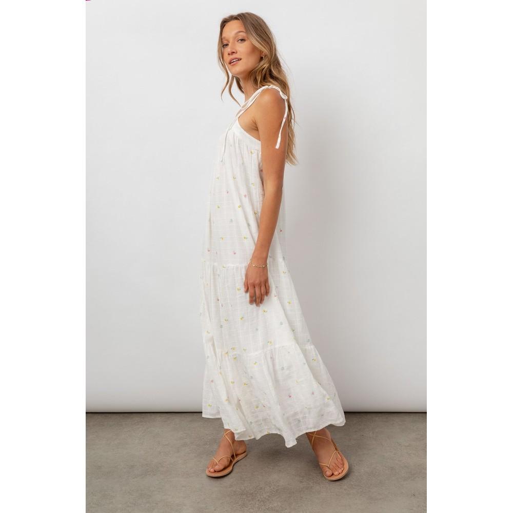 Rails Rosemary Dress White