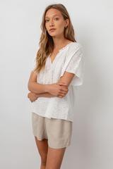 Rails Marisol Top in White White