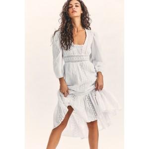LoveShackFancy Garrison Dress