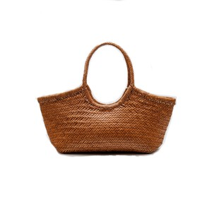 Dragon Diffusion Nantucket Big Basket Bag in Tan