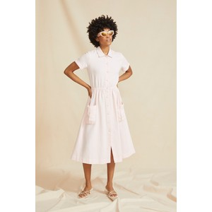 Seraphina The Button Dress