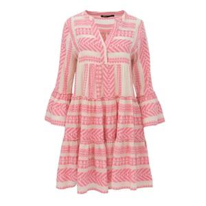 Devotion Ella Short Dress in Rose Pink
