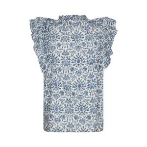 Sofie Schnoor Short Sleeve Ruffle Blouse