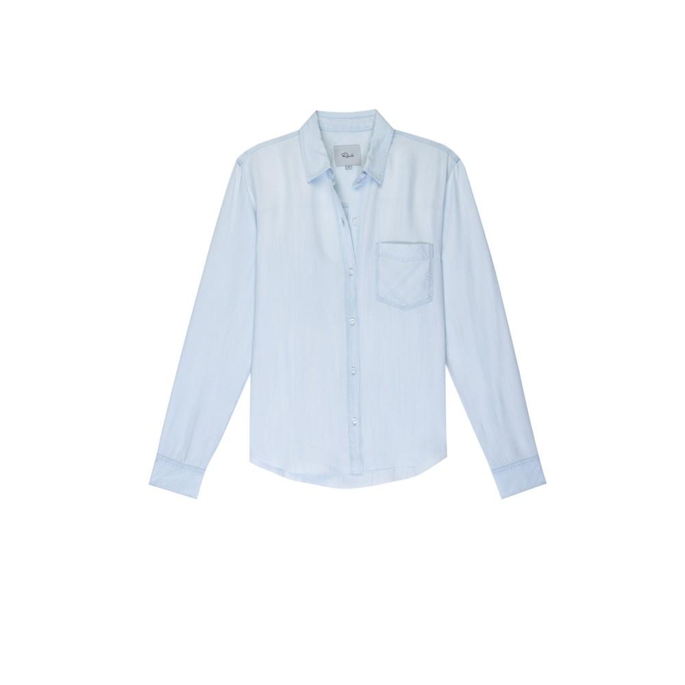 Rails Ingrid Raw Shirt Blue