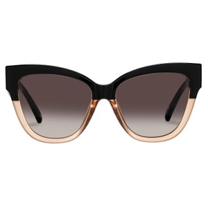 Le Specs Le Vacanze Sunglasses in black blond splice /gold
