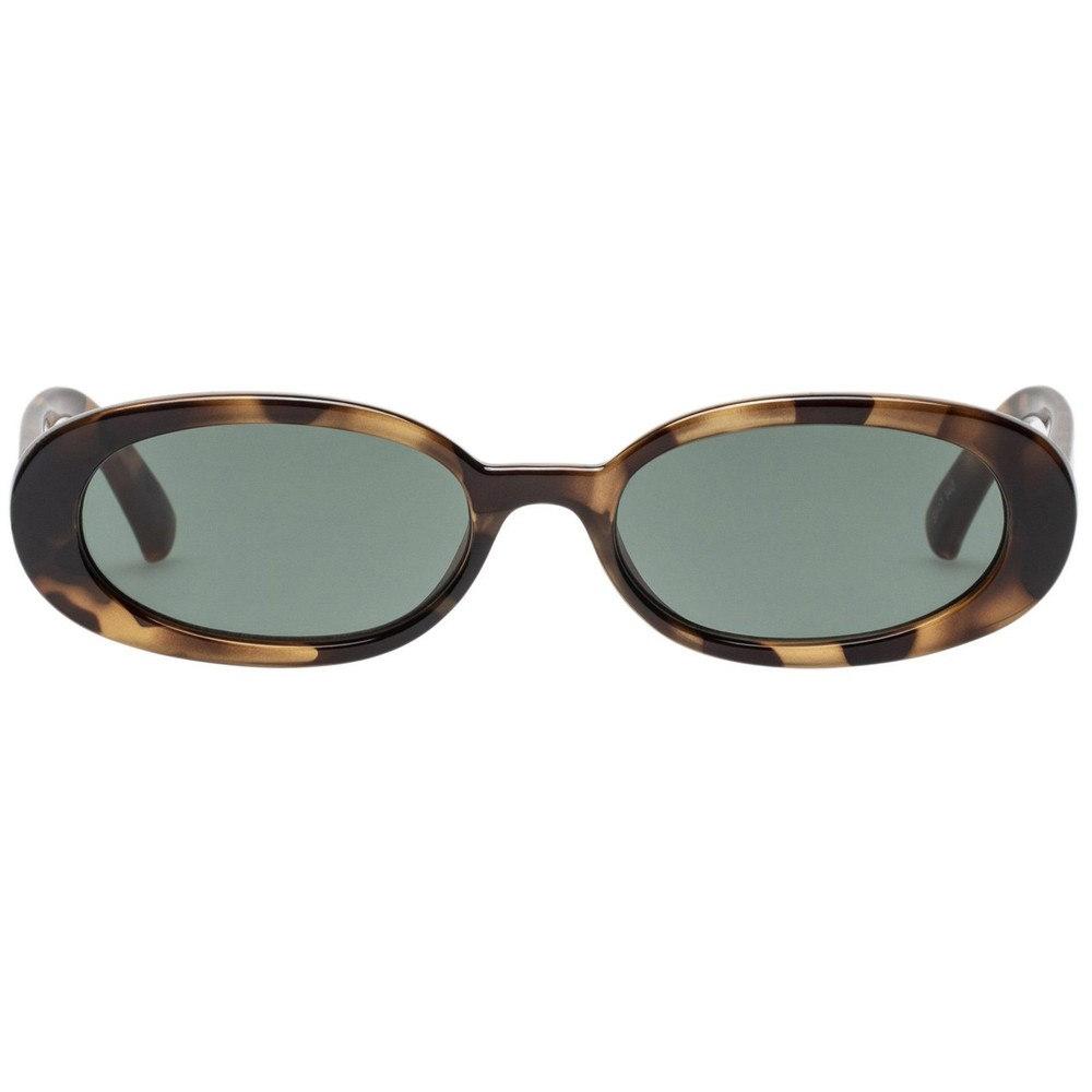Le Specs Outta Love Sunglasses in Tort Brown