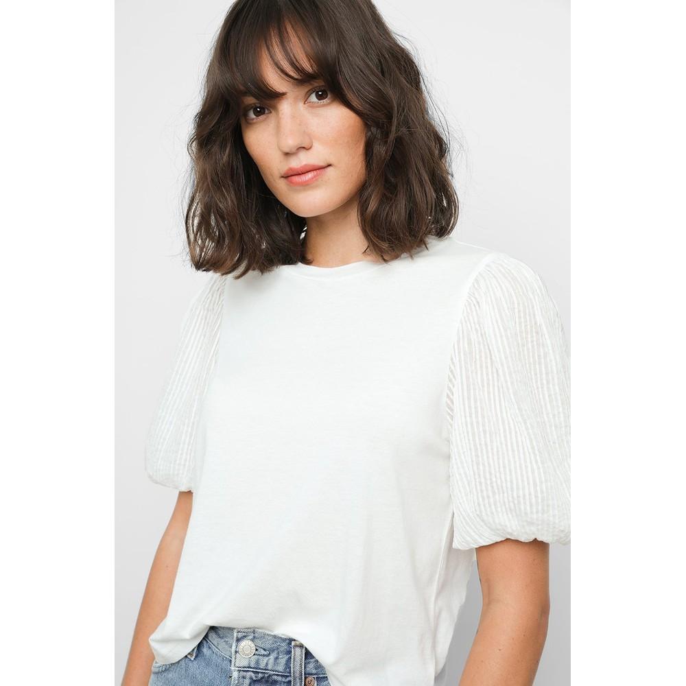 Rails Liza Top in White White