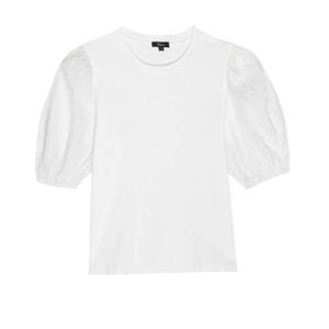 Rails Liza Top in White