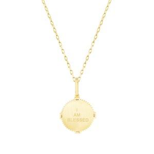 Celeste Starre I Am Blessed Necklace