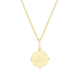 Celeste Starre I Am Healthy Necklace