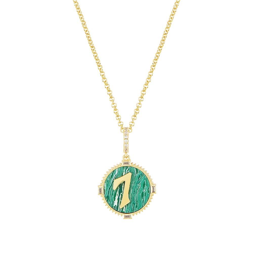 Celeste Starre I Am Lucky Necklace None
