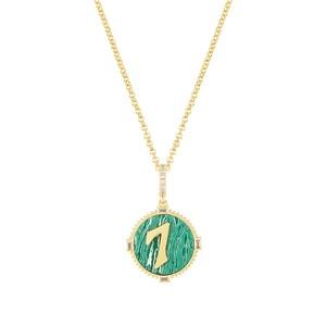 Celeste Starre I Am Lucky Necklace