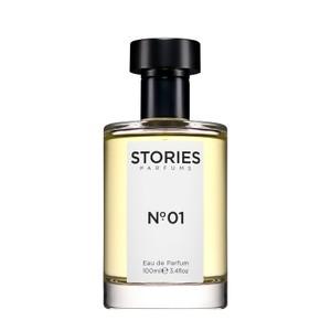 Stories Parfums Stories No 01 Parfum 100ML
