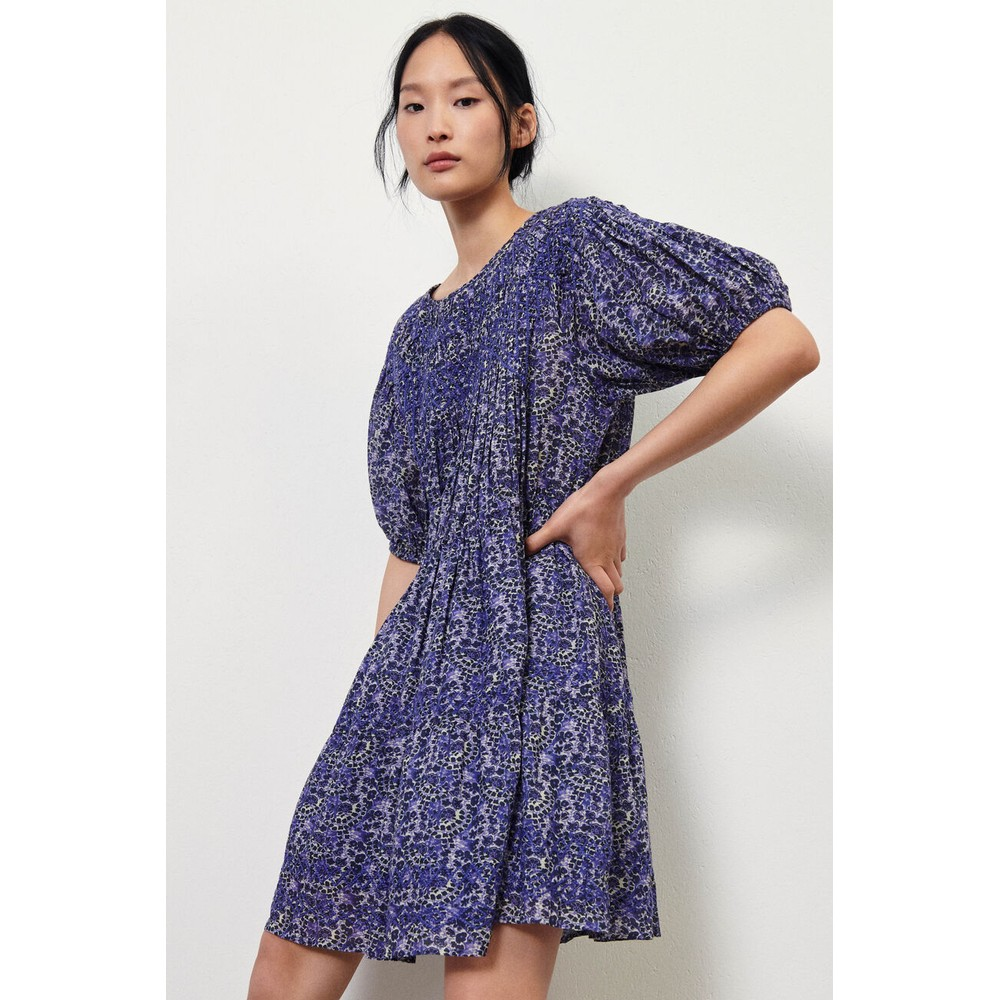 Ba&sh Iris Dress Blue