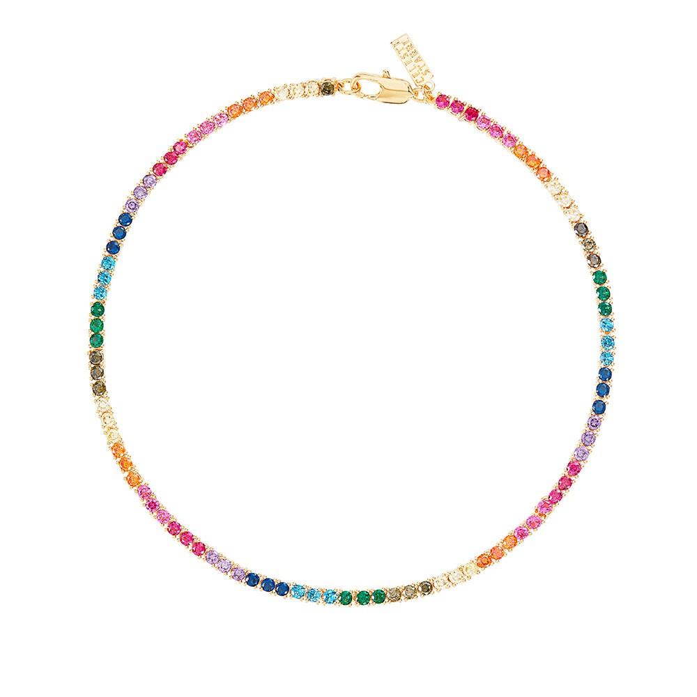 Celeste Starre Rainbow Dreams Necklace Multicoloured