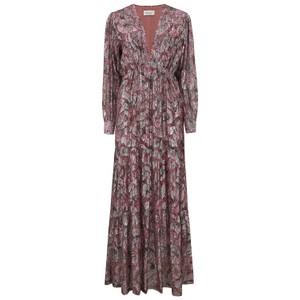 Berenice Rym Dress in Pink Midnight