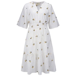 Pyrus Joni Embroidered Dress